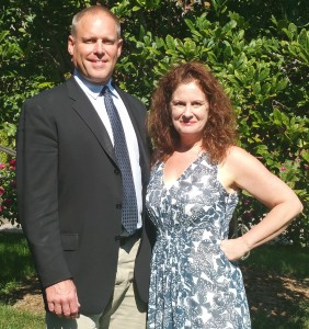 Darcey Engen and Jeff Swenson