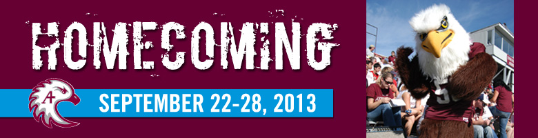 Homecoming: September 22-28, 2013
