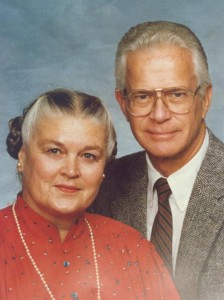Ruth and Philip C. Helland '42