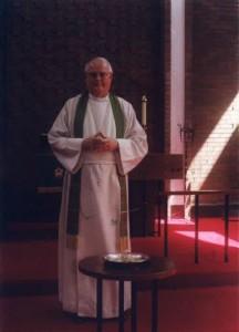 Pastor Ronald Nelson