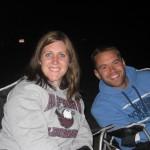 Laura Wade and Joe Machacek