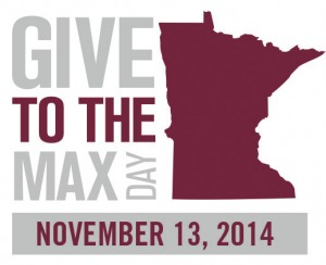 Give to the Max logo 2014