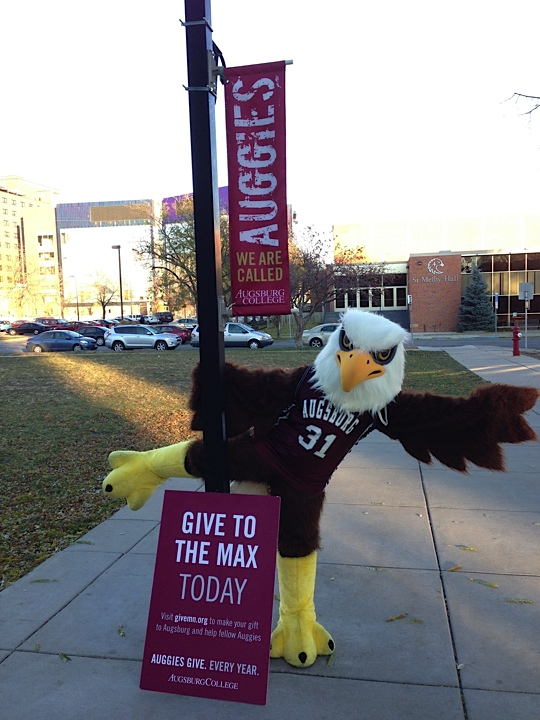 Auggie Eagle