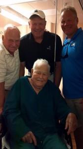 Four Nelson coaches