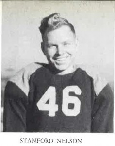 Stanford Nelson 1942 yearbook