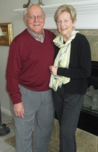 Harvey and Joanne Peterson