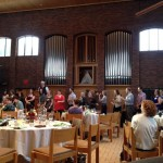 Guests fill Hoversten Chapel for Honors Celebration