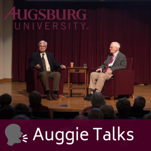 Auggie Talks photo from Homecoming 2017