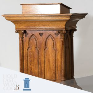 lectern