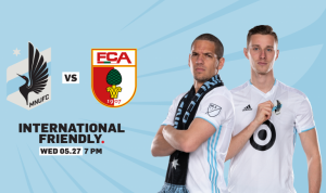 International Friendly MNUFC vs Augsburg FC