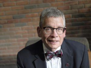 President Paul Pribbenow