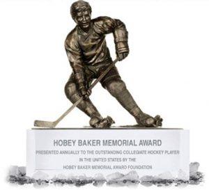 Hobey Baker Award trophy