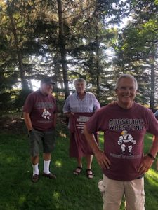 Daryl Miller, Ron Johnson, Mike Good