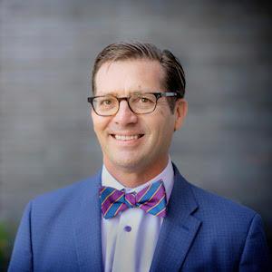 Ryan K. Haaland, dean of Arts and Sciences
