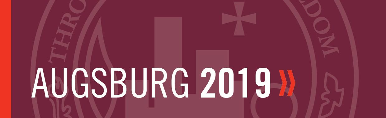 Augsburg 2019 Header