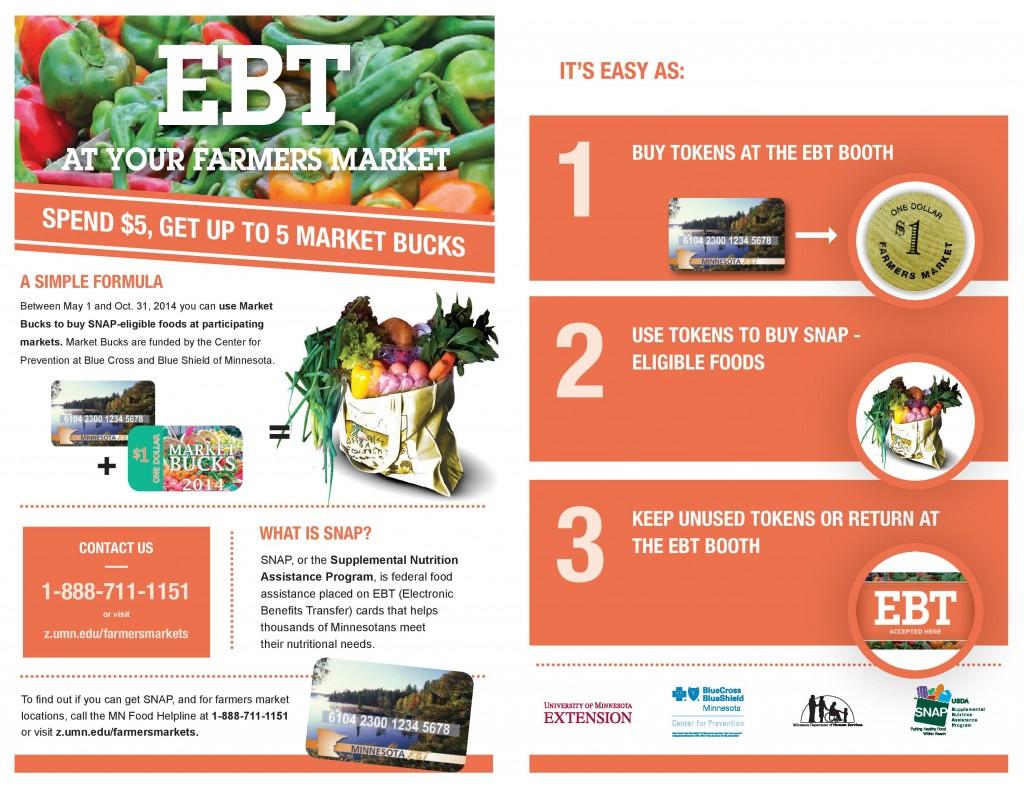 EBT flyer