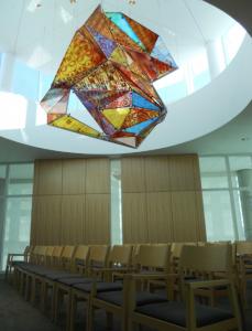Gundale Chapel, Hagfors Center