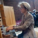 Sonja Thompson, College Organist
