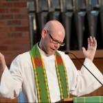 Pastor Justin Lind-Ayres, Associate College Pastor