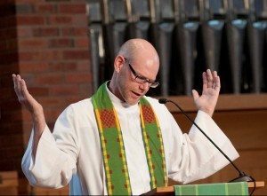 Justin Lind-Ayres, University Pastor