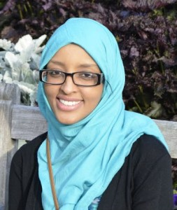 Fardosa Hassan '12, Muslim Student Advisor