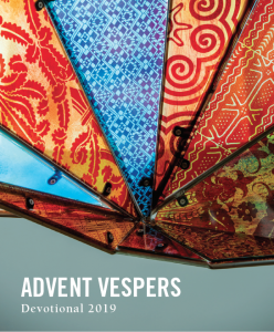 Advent Vespers Cover art