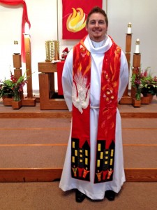 Peter Weston Miller ordination