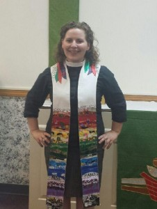Pastor Emily Wiles