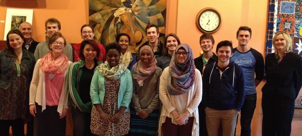 Interfaith Scholar Group Photo