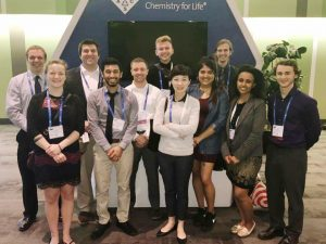 Auggies at 2017 ACS meeting in SF-1