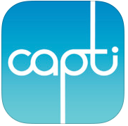 Capti Narrator Logo