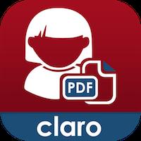 Claro PDF Pro Logo