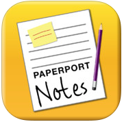 PaperPort Notes Logo