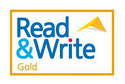 Read & Write Gold Logo