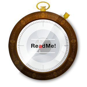 ReadMe! Logo