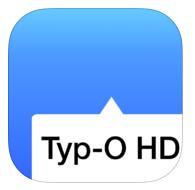 Typ-O HD Logo