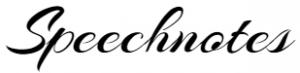 Speechnotes_Logo