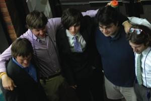Five StepUP students