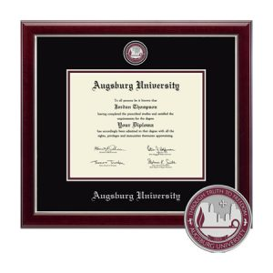 Commencement Diploma Frame
