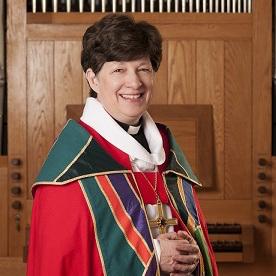 Bishop Elizabeth A Eaton