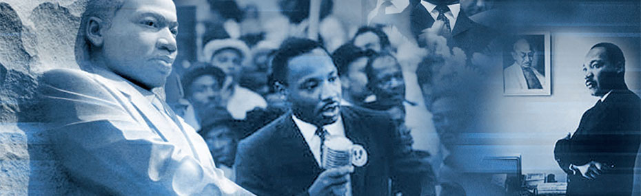 Martin Luther King, Jr. Header