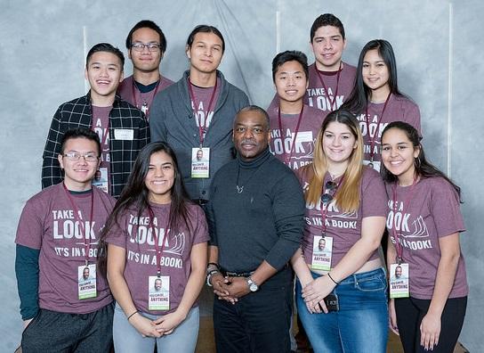 Burton - Students