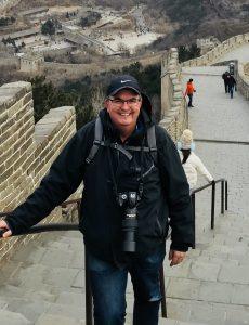 David Palmer, Human Geography Consultant