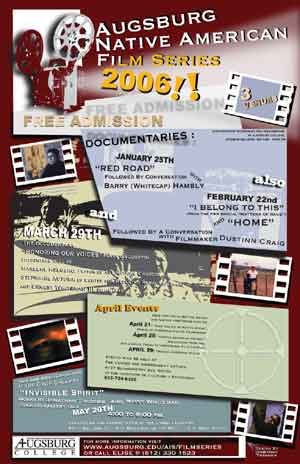 2005 2006 native american film series augsburg university. Black Bedroom Furniture Sets. Home Design Ideas