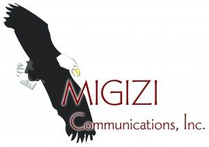 Logo for MIGIZI Communications