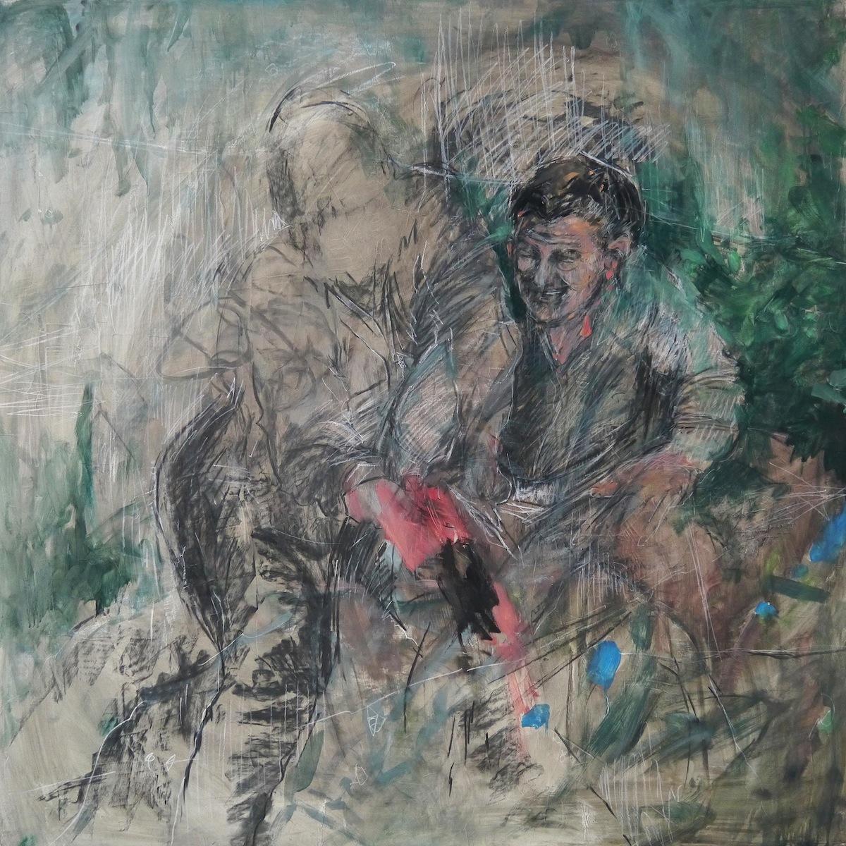 J.M. Culver Painting