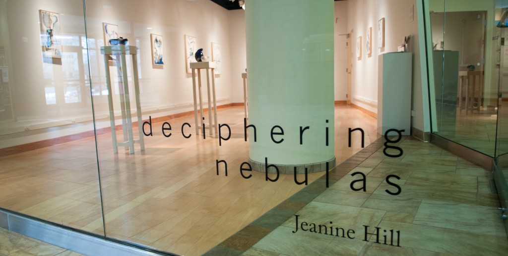 Jeanine Hill Exhibition