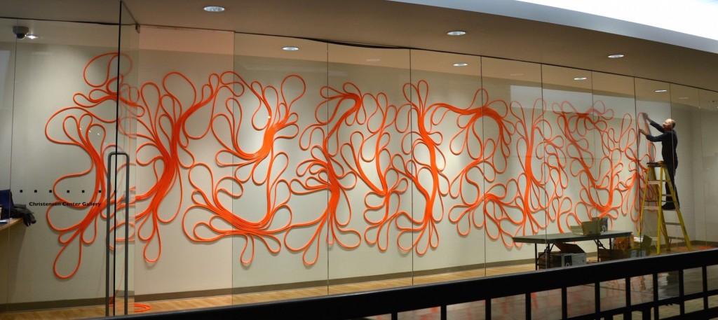 David Wilson Exhibition