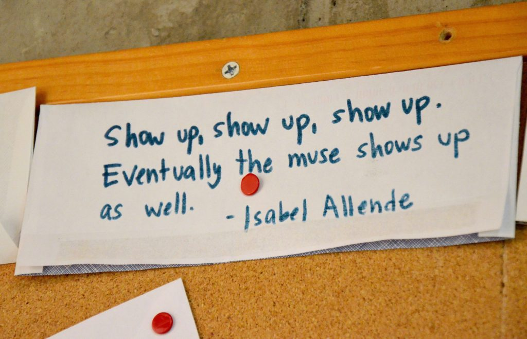 Quote on Keren Kroul's artboard