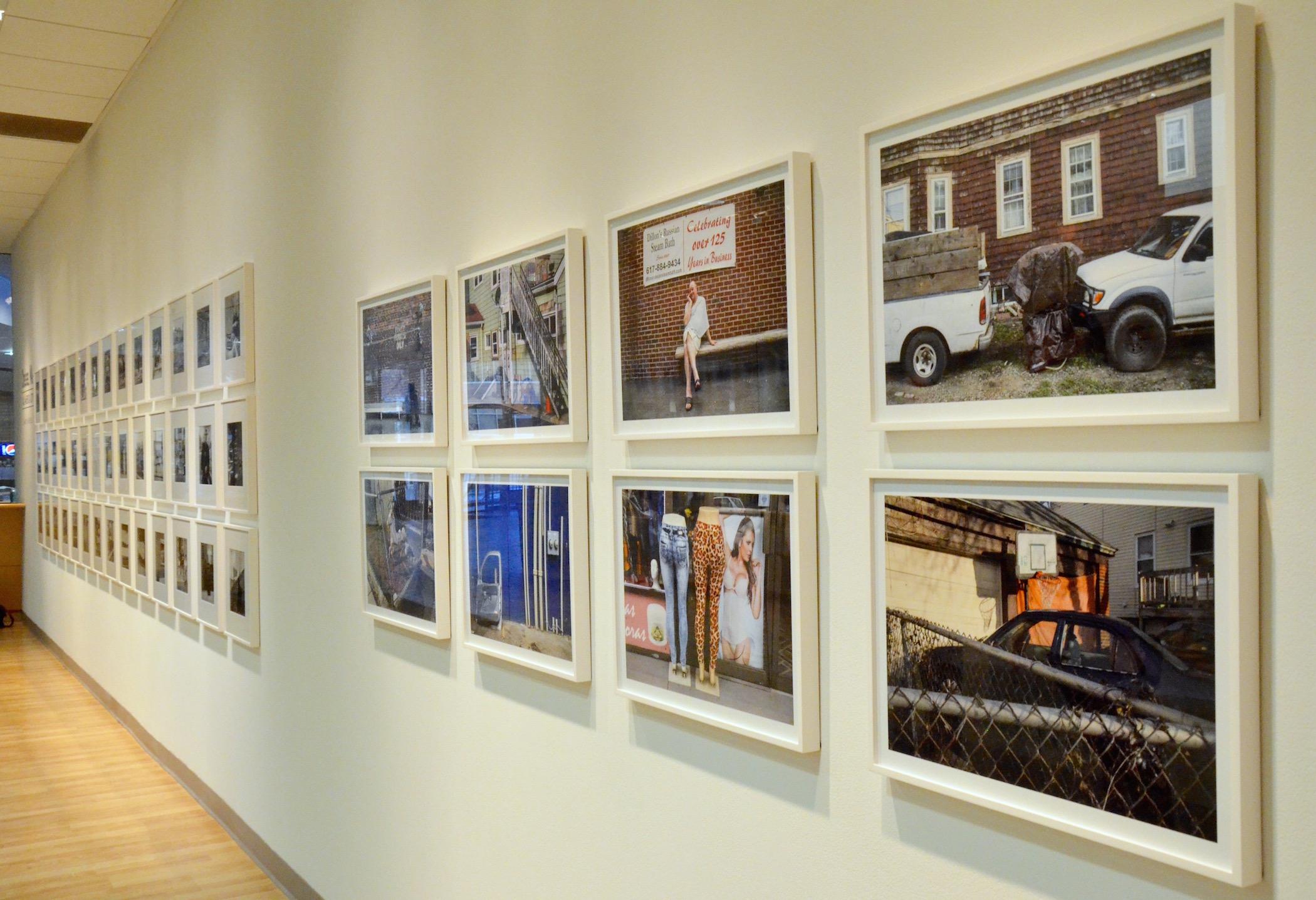 Mark Morelli Exhibition